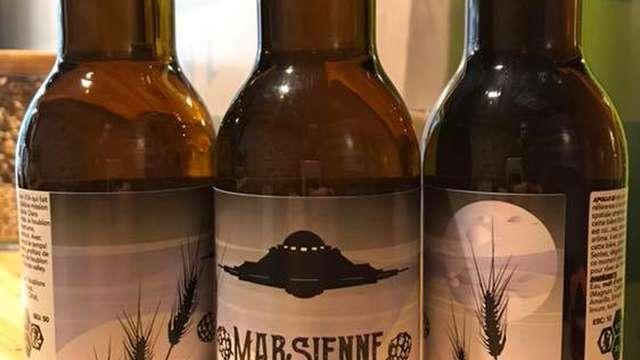 'LA MARSIENNE' Beer