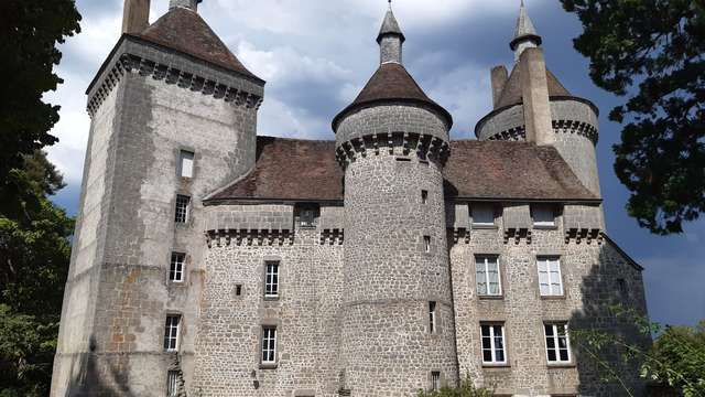 Château d'Etangsannes