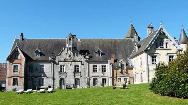 Chambres d'hôtes- Chateau de Crocq