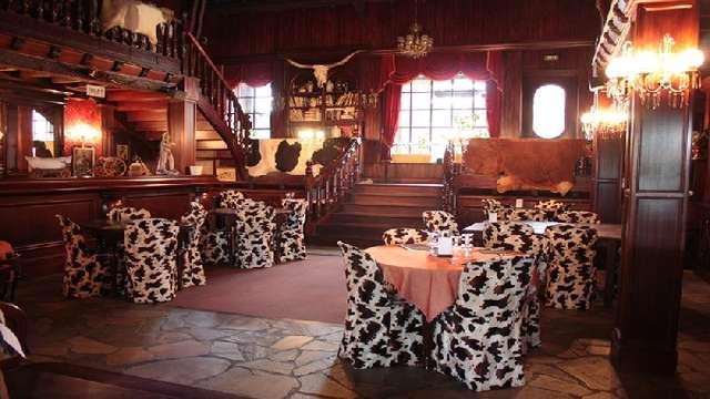 Guest Ranch le Saloon