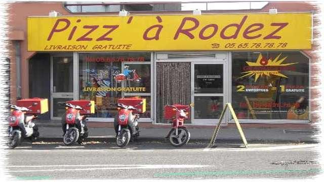 Pizz'à Rodez