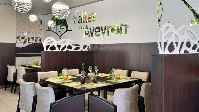Restaurant Les Halles de L'Aveyron