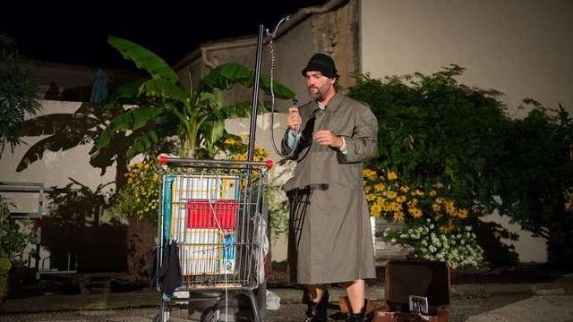 Le Festival Précaire à Bourganeuf : Hamlet Crazy Road