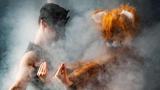 Danse : Fables à la fontaine