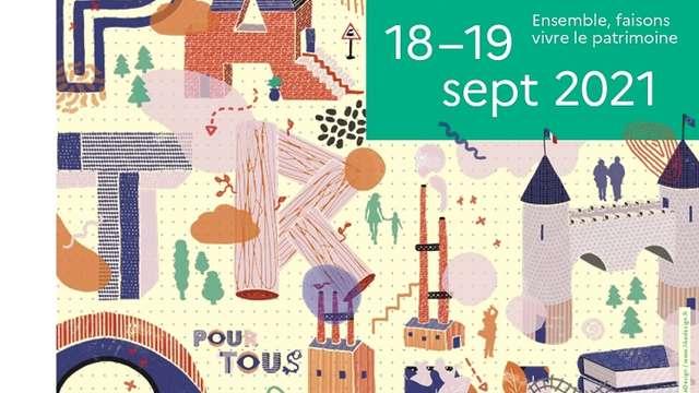 Journées du patrimoine : Atelier création d'un presse-papier en plâtre