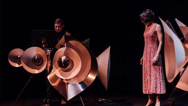 Les jeudis Micro-Folie :Spectacle Ensemble Hope Tryptique