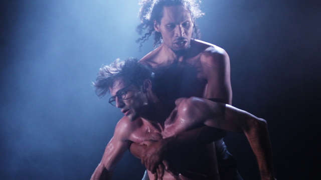 Dans la solitude des champs de coton  Cie Pietragalla – Derouault / Théâtre du Corps  Genre : Danse