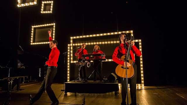 La Naute concerts : Americans do it better et Johnny Montreuil