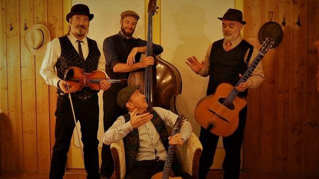 Jazz à la Sout' & 29e Automnales de Mérinchal : Rêve de Swing