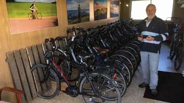 Location de vélo chez Marc Anfray