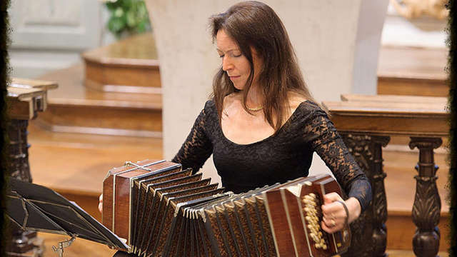 Concert de bandonéon, vielle et percussions - ANNULE