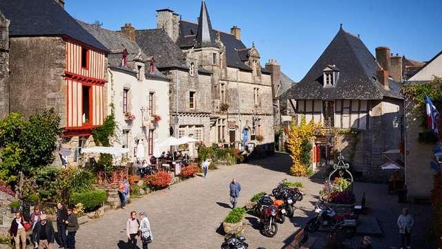 Visite guidée de Rochefort-en-Terre