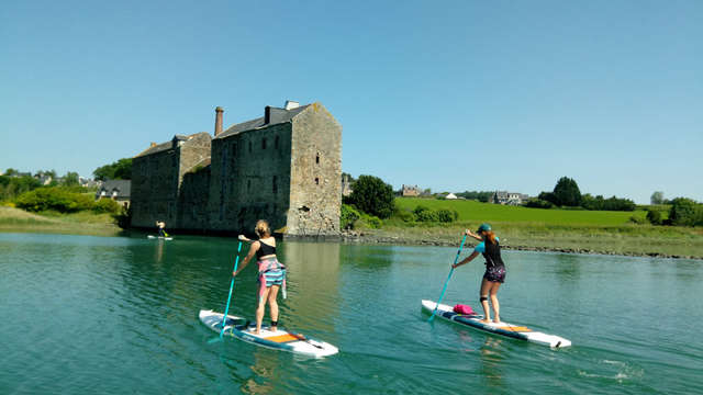 Fauméa Stand-up paddle & Yoga