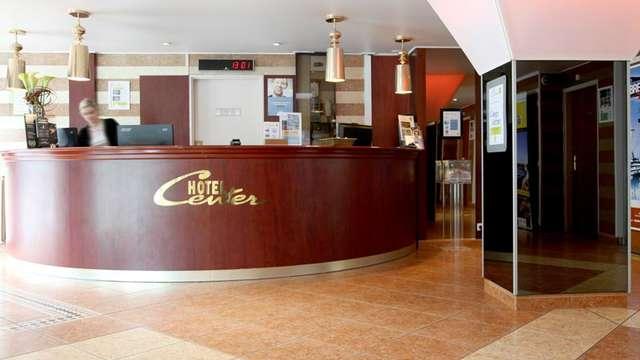 Hôtel - restaurant Center
