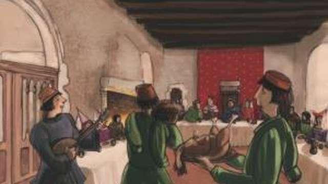 Journées Européennes du Patrimoine - Conférence - L'alimentation au Moyen Âge