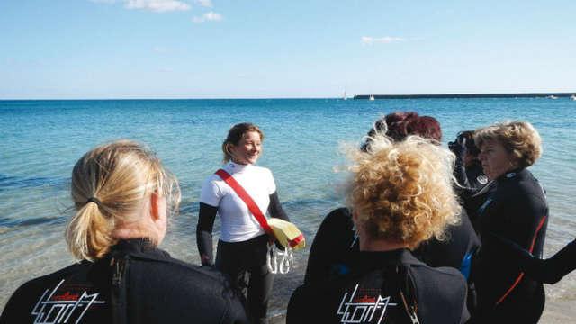 Marche aquatique Iroise
