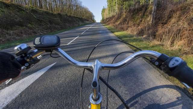 Balade contée à vélo en Brocéliande