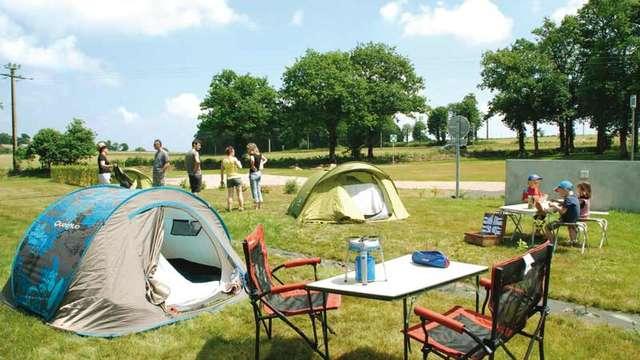 Eco-camping des Buis