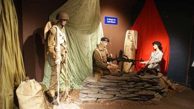 Musée de la Résistance en Bretagne