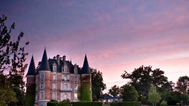 Hôtel - restaurant Le Château d'Apigné