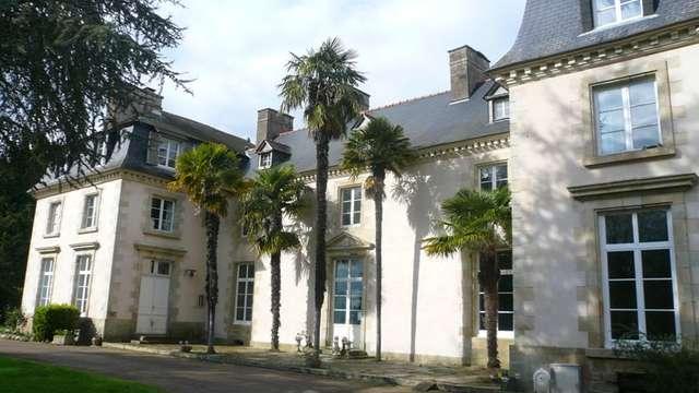 Château de la Morlaye (XVIIIè s.)