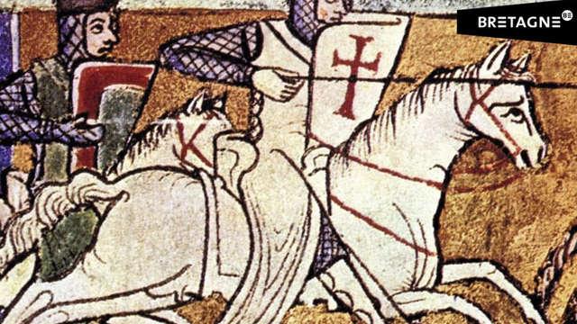 Les chevaliers Templiers et Hospitaliers en Bretagne