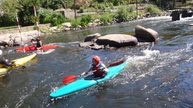 Club de canoë kayak de la Rance