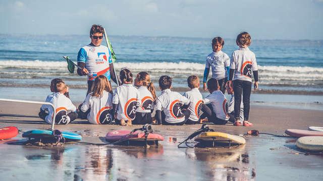 Dezert Point Ecole de Surf de Pors-Carn
