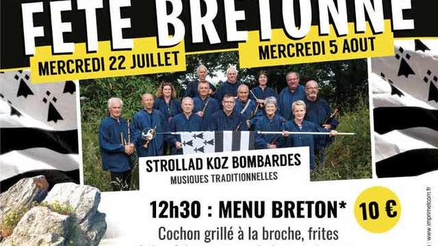 Journée folklorique bretonne à La Ferme du Monde
