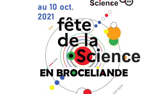 Fête des sciences en Brocéliande : Sortie découverte