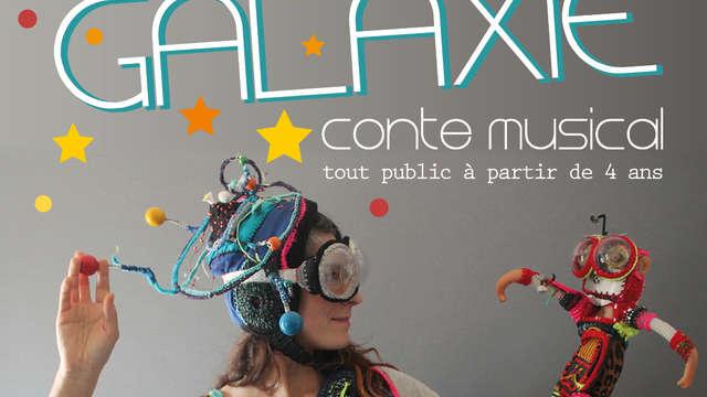 Festival Môm'Art - Galaxie