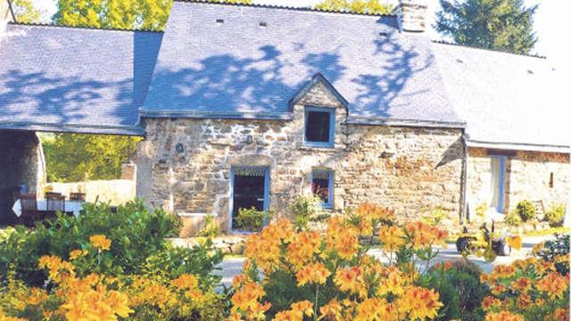 Gîtes de la Marsais - La maison de Jeanne