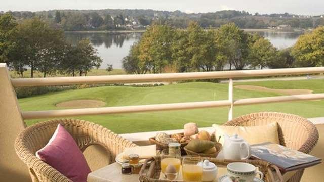 Hôtel Le Roi Arthur**** Golf et Spa