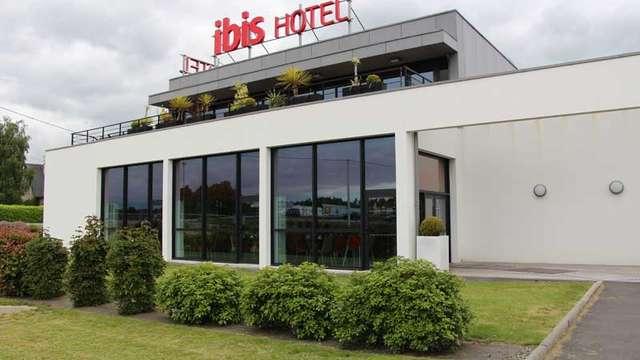 Hôtel IBIS Guingamp Coeur de Bretagne
