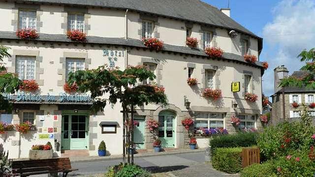 Hôtel-Restaurant Au Relais du Porhoët
