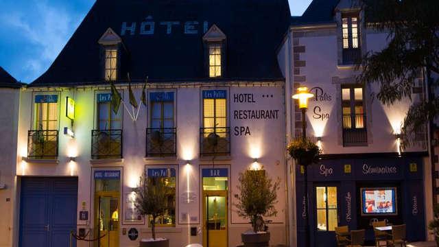 Hôtel - restaurant Les Palis Spa