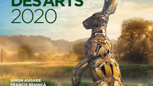 Exposition Jardin des Arts 2020
