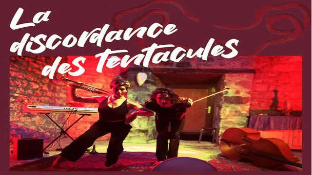 Spectacle musical acoustique : La discordance des tentacules