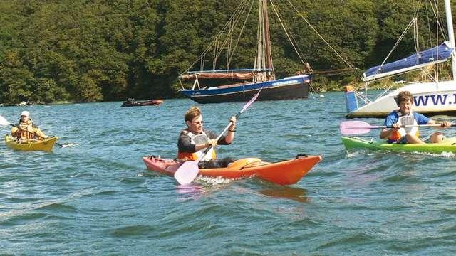 La rade sud en canoe kayak