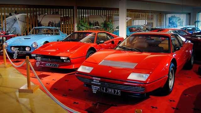 Manoir de l'Automobile et des Vieux Métiers