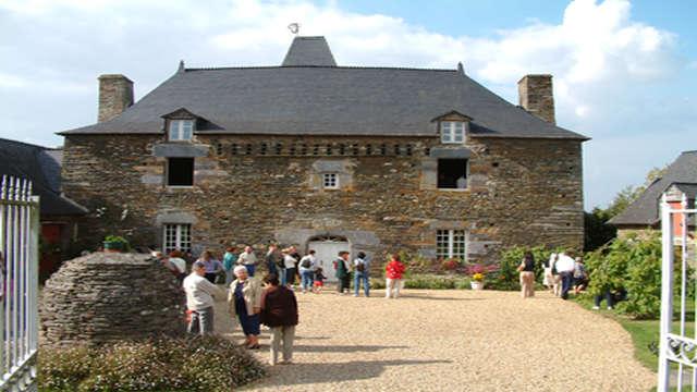 Manoir de Balangeard (XVIIè s.)