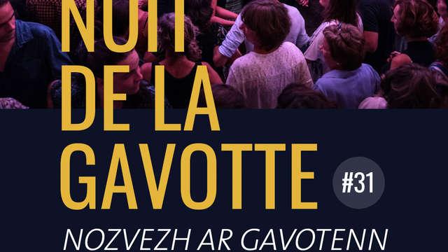 Fest-noz à la Nuit de la Gavotte, Nozvezh ar gavotenn