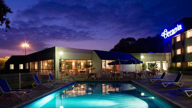 Hôtel - restaurant Oceania