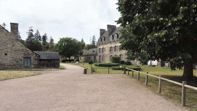 Site historique des Forges de Paimpont
