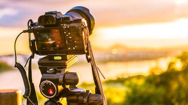 Comprendre la photographie - Atelier en extérieur
