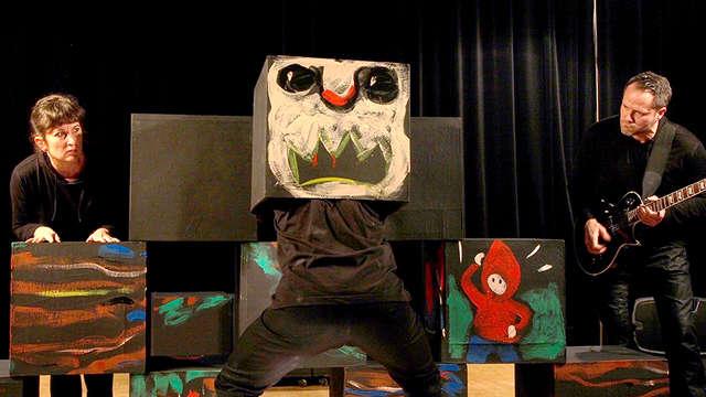 Festival Môm'art - Le petit Phil Rouge