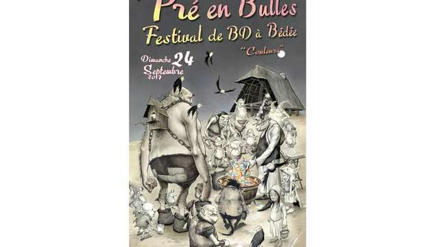 Festival Pré en Bulles