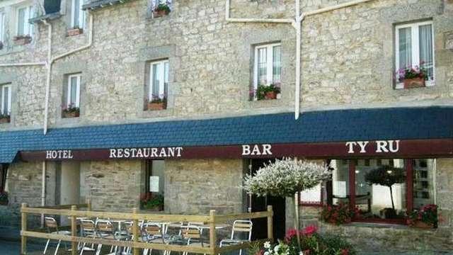 Hôtel - restaurant Ty Ru