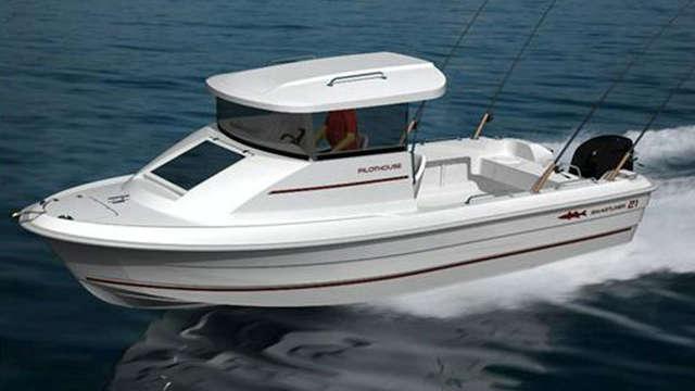 Location de bateau : l'Exocet III