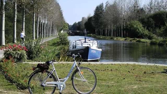Roul'Vilaine - Location de vélos